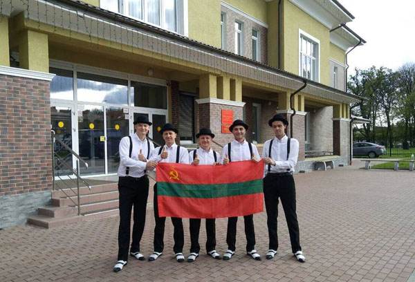 Музыкальная группа из Приднестровья